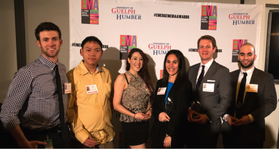 Emerge Media Awards winners